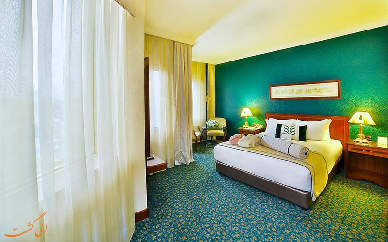 انواع اتاق-هتل گرند جواهر استانبول