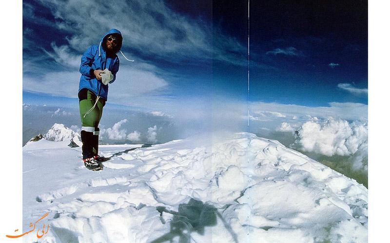 اولین-کوهنورد-تنها-کوه نانگا پاربات