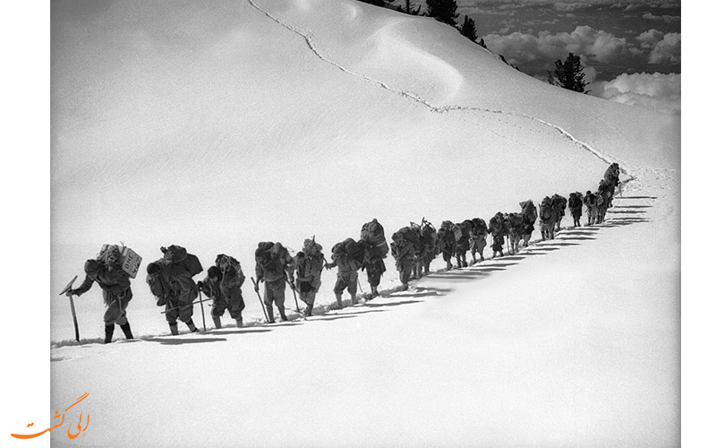 اولین-گروه-اعزامی-کوه نانگا پاربات