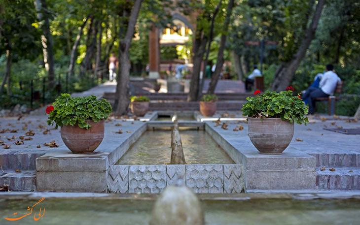 باغ ایرانی در تهران1