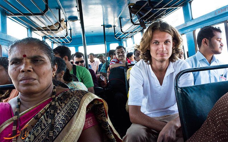 برنامه 5 روزه سفر به بمبئی-تورهای حمل و نقل عمومی
