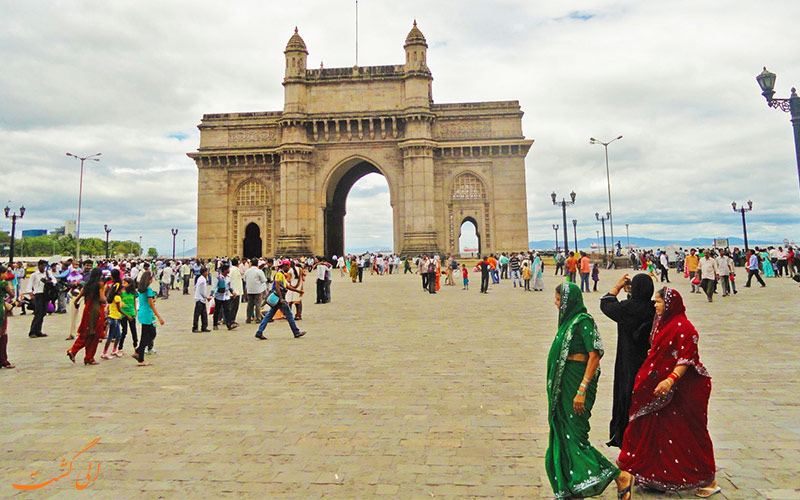 برنامه 5 روزه سفر به بمبئی-دروازه هند