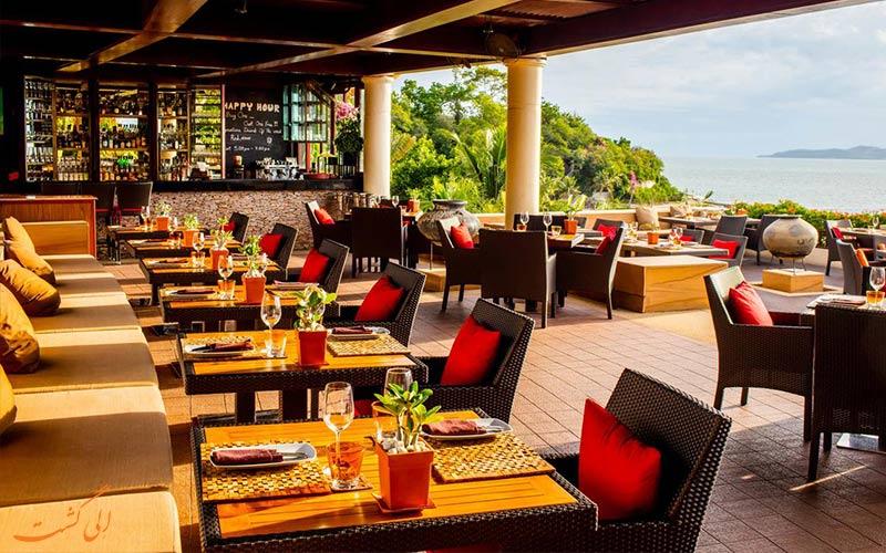 رستوران های هتل اینترکنتینانتال پاتایا