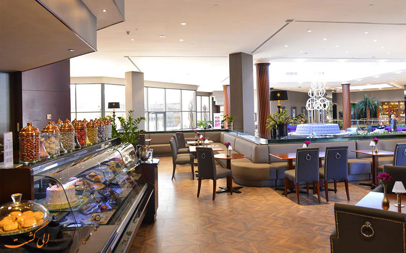 رستوران هتل گرند جواهر استانبول