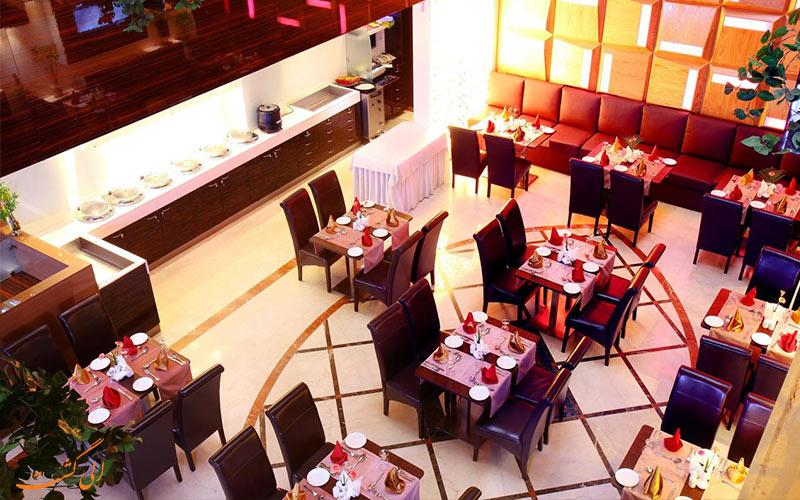 رستوران هتل دوروس دبی