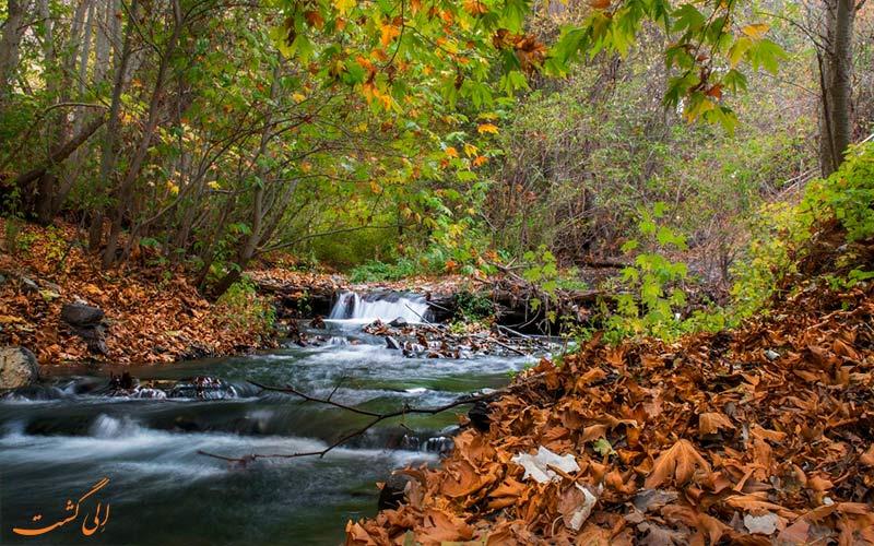 رودخانه-طرقبه مشهد
