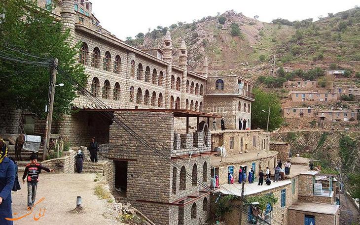 روستای اورامان1