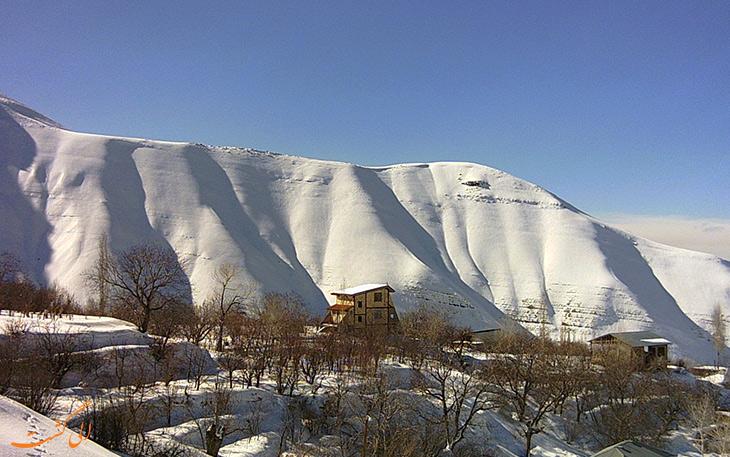 روستای خور در کرج