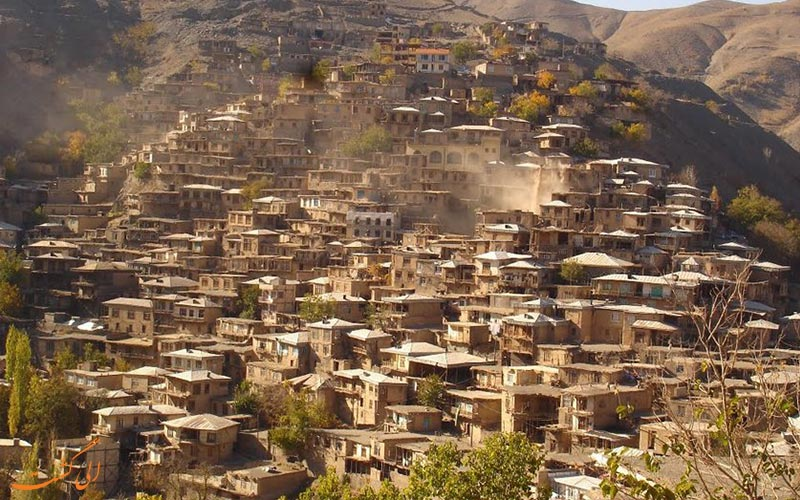 روستای-کنگ طرقبه مشهد