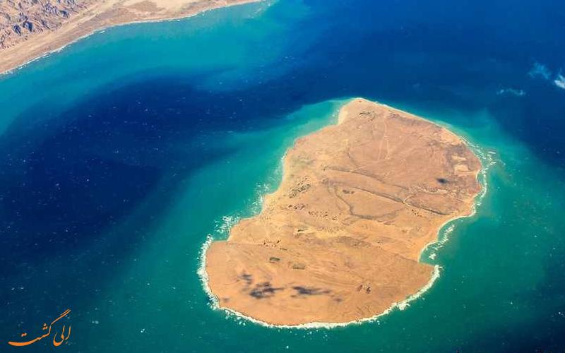 راهنمای سفر به جزیره هندورابی در جنوب ایران