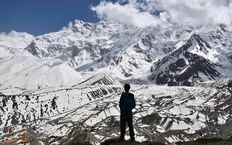 صعود به قله و کوه نانگا پاربات