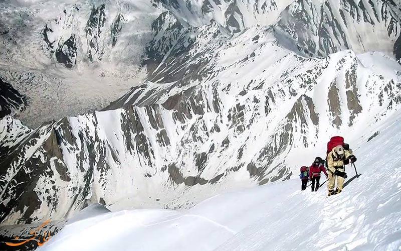 کوه نانگا پاربات-صعود