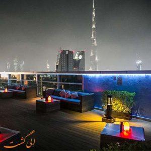 هتل کارلتون داون تاون دبی-الی گشت
