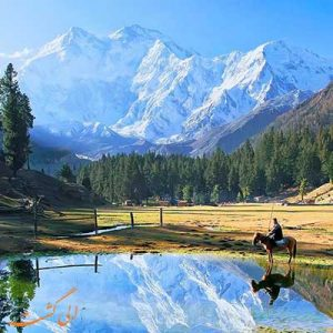 کوه نانگا پاربات-الی گشت