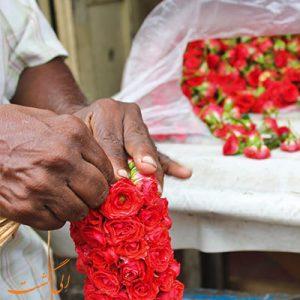 بازار گل دادار بمبئی-الی گشت