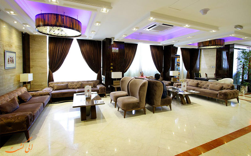 لابی هتل دوروس دبی