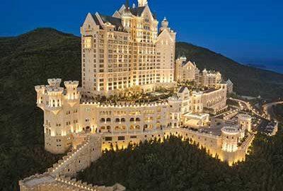 هتل قصر دالیان-الی گشت