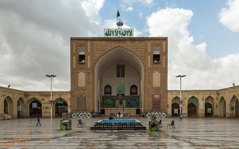 مسجد جامع نيشابور-جاذبه هاي نيشابور