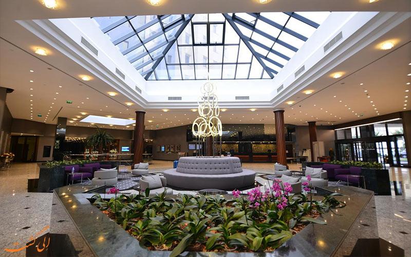 معرفی هتل گرند جواهر استانبول