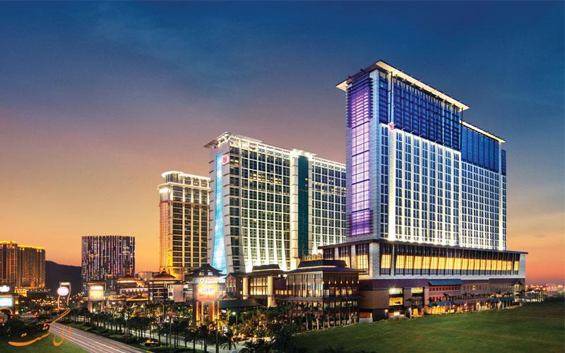 هتل های استاروود-هتل های زنجیره ای جهان