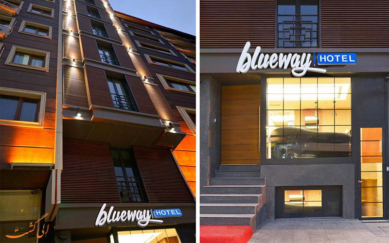 هتل بلووی سیتی استانبول