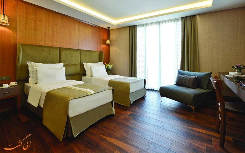هتل بلووی سیتی استانبول-امکانات هتل