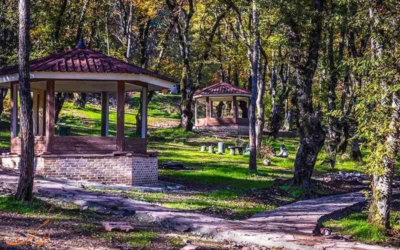 ورودیه رایگان پارکهای جنگلی-سیزده به در