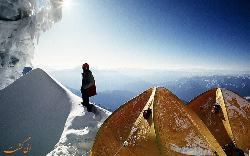 کوه های پاکستان-
