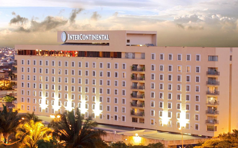گروه-هتل-های-اینترکنتینانتال-هتل های زنجیره ای جهان