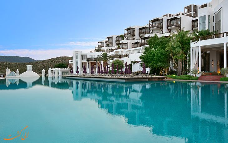 هتل کمپینسکی خلیج بارباروس