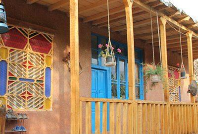 لیست اقامتگاه های بوم گردی کویری