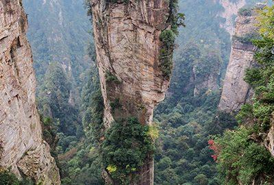 پارک ژانگ جیاجیو چین