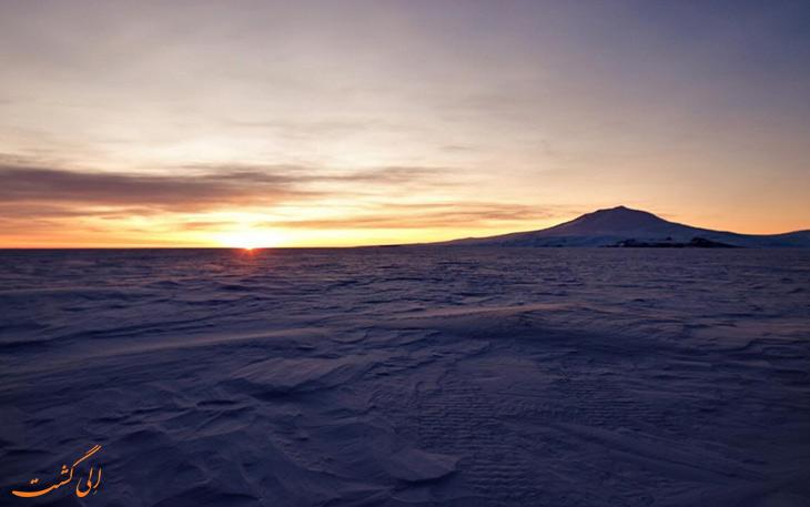 حقایقی در مورد بهار در قطب های کره زمین
