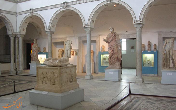 غارت موزه ملی الجزایر