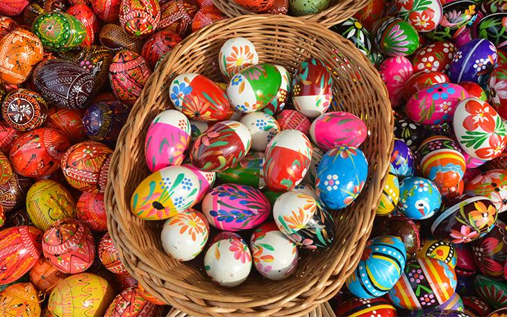عید پاک همزمان با فصل بهار