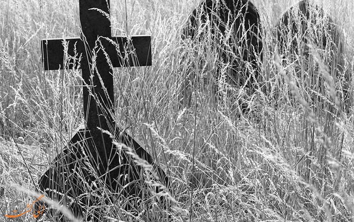 مرگ و میر فراوان ناشی از طاعون