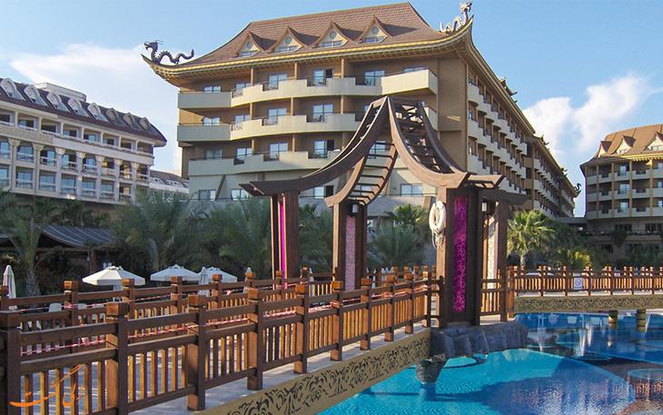 هتل رویال دراگون