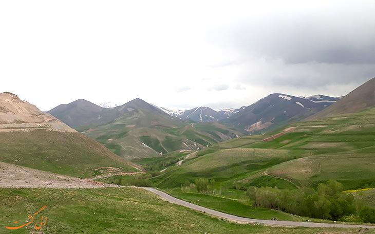 روستای لیقوان در تبریز 3