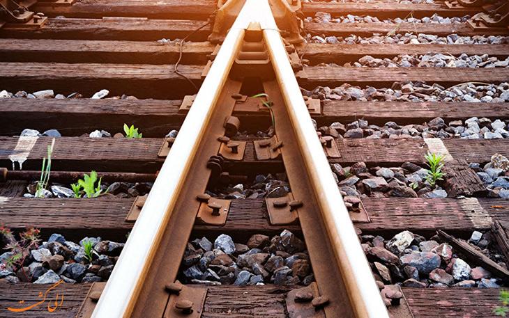 خط آهن گیلان و راه آهن قزوین رشت