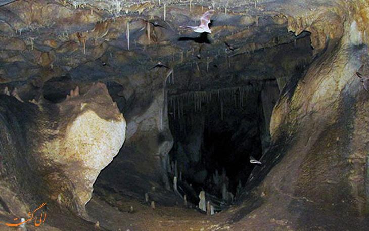غار قلعه کرد