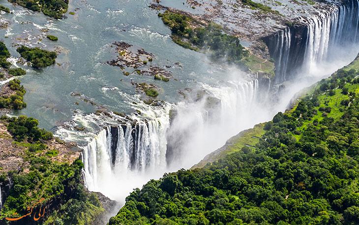 آبشارهای آفریقا