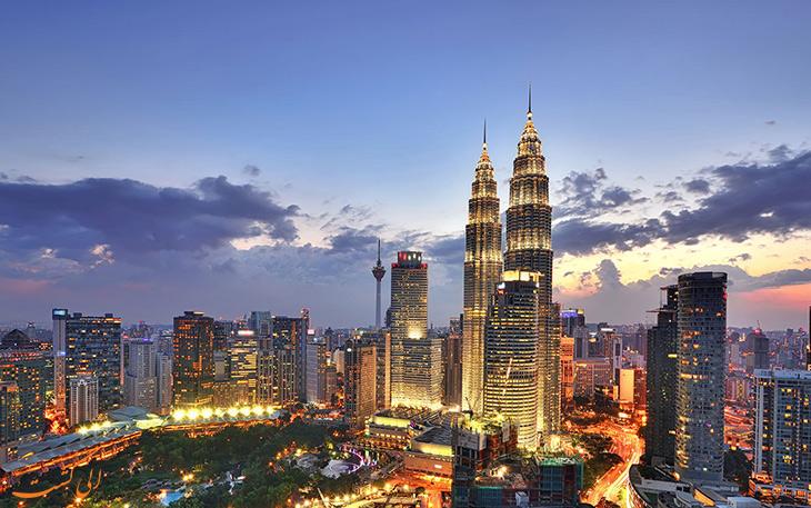 محله های معروف کوالالامپور