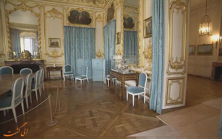 نمای داخلی کاخ ورسای
