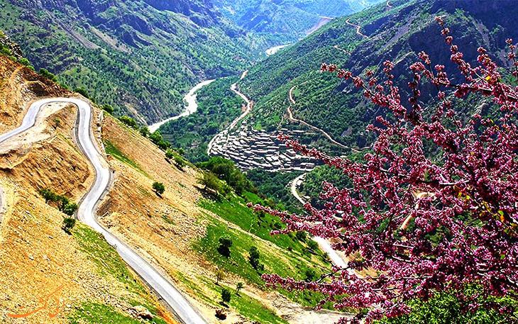 راهنمای سفر به غرب ایران