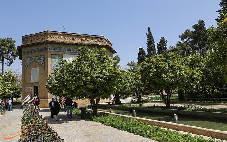 موزه پارس در باغ نظر