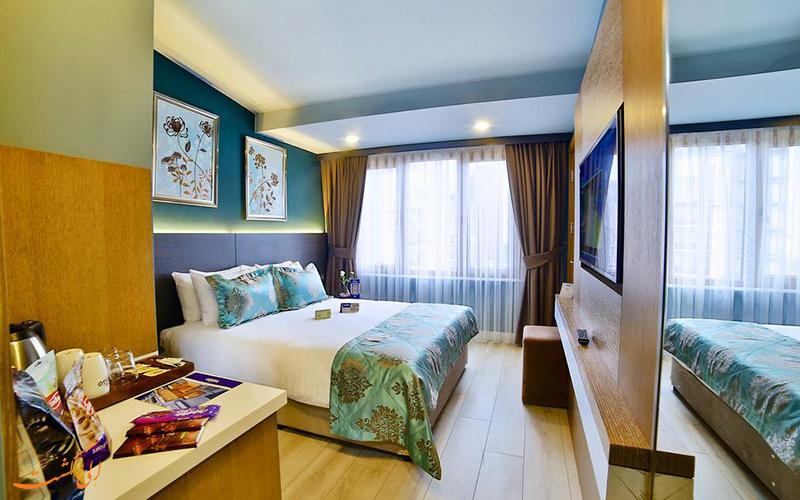 انواع اتاق های هتل-کاربردی ترین نکات هتلها