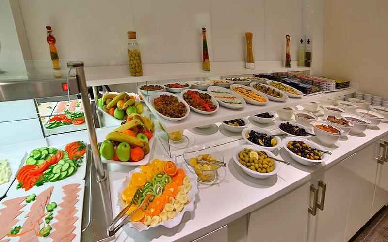 خدمات رفاهی هتل تانگو استانبول