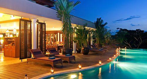 لوکس ترین هتل های بالی