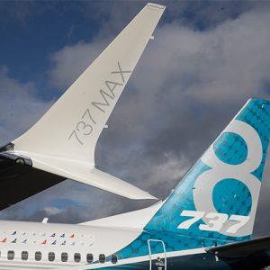 توقف پرواز بویینگ 737 مکس