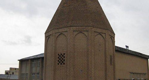 بنای تاریخی برج قربان